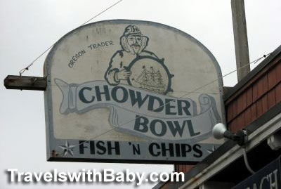 """""""Thick, buttery bowl of ocean's best / Chopped clams, potatoes aplenty..."""""""