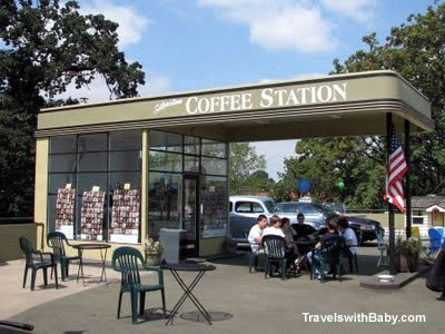SIlverton Coffee Station in Silverton, Oregon