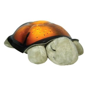 The cloud b twilight turtle night light and stuffed animal