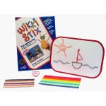 Wikki stix for travel with kids