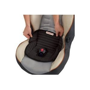 The kiddopatamus PiddlePad car seat protector