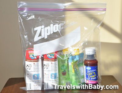 Tips For Carrying On Excess Liquids For Flights With