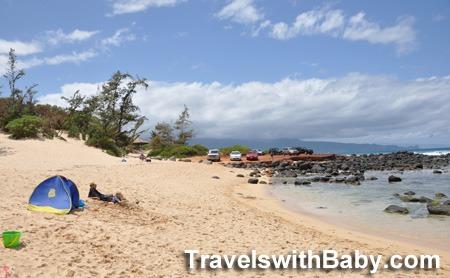 Maui's Baby Beach