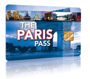 Paris Pass card