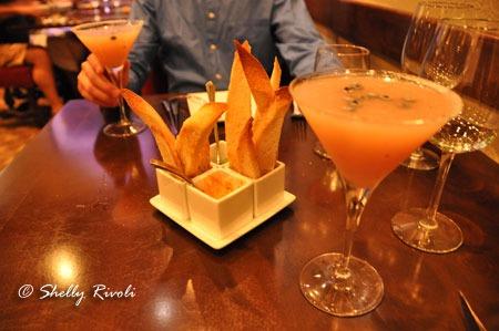 A grown-up evening at Tenaya Lodge? Cheers!