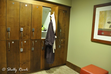 Hello, happy spa robe.