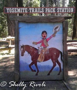 Don't miss your photo op, cowboy!