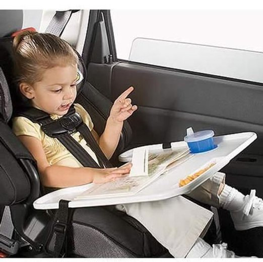 The Taby Tray car seat travel tray