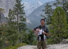 travel with a baby camping