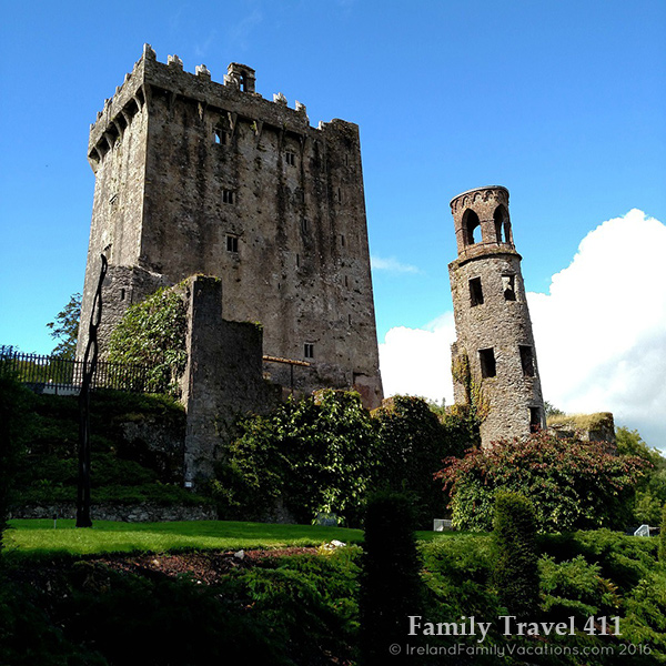 There's much more to do at Blarney Castle and Gardens than simply kiss a stone. Jody Halsted advises planning at least 3 hours for your family's visit here.